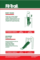 Fitness Trail Equipment